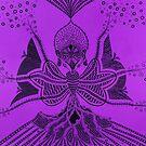 Kali - Persephone, Goddess Of The Underworld by Yamile Yemoonyah