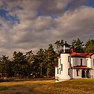 Admiralty Head Lighthouse by Dan Mihai