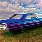 Ford Thunder by barkeypf