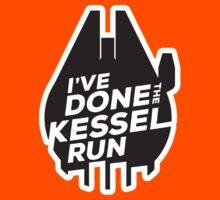 I've done the Kessel run by MarkRdg