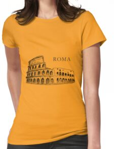 Colosseum Womens Fitted T-Shirt
