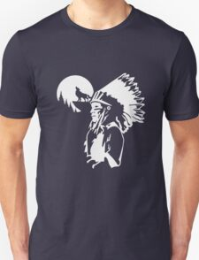 Indian wolf indien american native T-Shirt