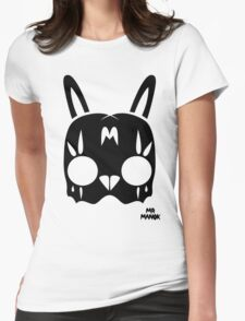 Acid Rabbit Womens Fitted T-Shirt