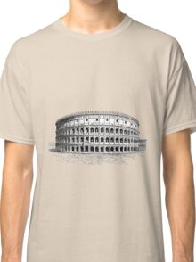 Old Colosseum splendor Classic T-Shirt