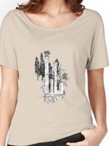 Roman's ruins Women's Relaxed Fit T-Shirt
