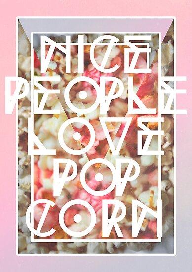 Dannyivan portfolio nice people love popcorn