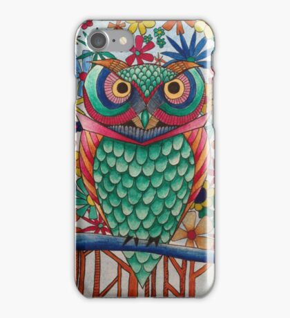 Owl iPhone Case/Skin