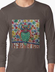 Owl Long Sleeve T-Shirt