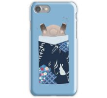 rabbit mascot iPhone Case/Skin
