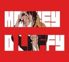 luffy by seanlar94