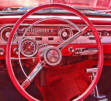 Simply Red Interior by vigor