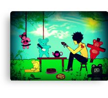 The Teddy Bear's Picnic Canvas Print