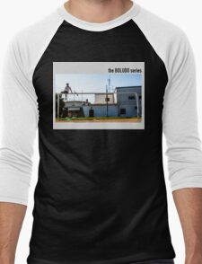 goalie Men's Baseball ¾ T-Shirt