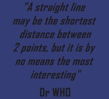 a quote of the doctor by Alrescha