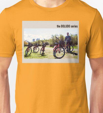 orange bikes Unisex T-Shirt