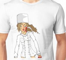 Russian snow white  Unisex T-Shirt