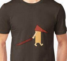 Reddish Pyramid Head Unisex T-Shirt