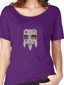 Super Entertainment System 64 Women's Relaxed Fit T-Shirt