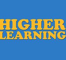UCLA Higher Learning by Trevor B