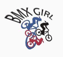 bmx girl One Piece - Short Sleeve