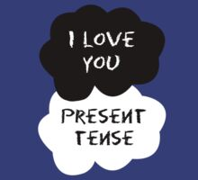 TFIOS - I Love You Present Tense by Connie Yu