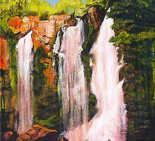 Cascade by Keri Buckland