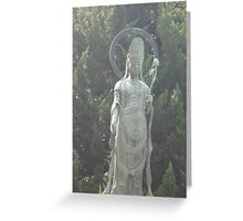 Hiroshima Buddha Greeting Card