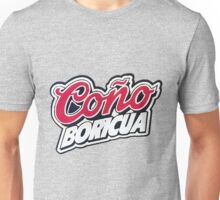 Coño Boricua Unisex T-Shirt