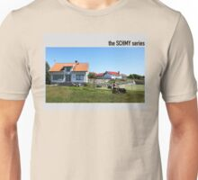 lawn moving Unisex T-Shirt
