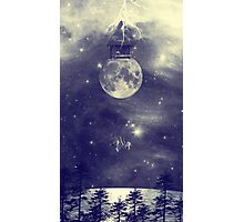 One Day I Fell from My Moon Cottage... Photographic Print