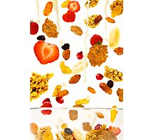 Healthy Breakfast Photographic Print