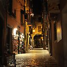 Ulica Montalbano by night by Javimage