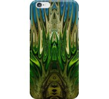 modern composition 17-B by rafi talby iPhone Case/Skin