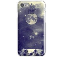 One Day I Fell from My Moon Cottage... iPhone Case/Skin