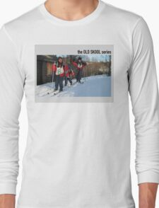easter race Long Sleeve T-Shirt