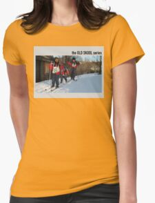 easter race Womens Fitted T-Shirt