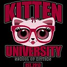 Kitten University - Pink 2 by Adamzworld
