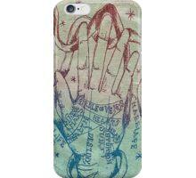 Gypsy Palmistry Hand iPhone Case/Skin