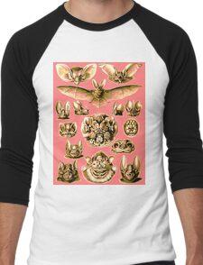 Bat Face Men's Baseball ¾ T-Shirt