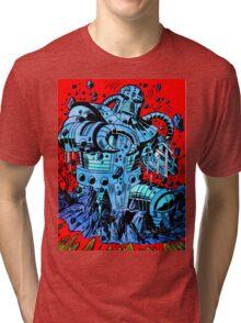 Blue Demon Tri-blend T-Shirt