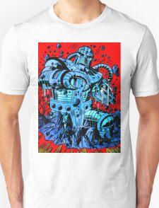Blue Demon Unisex T-Shirt