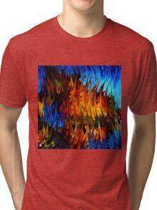 modern composition 18 by rafi talby Tri-blend T-Shirt