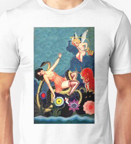 Vintage Garden of Eden Unisex T-Shirt