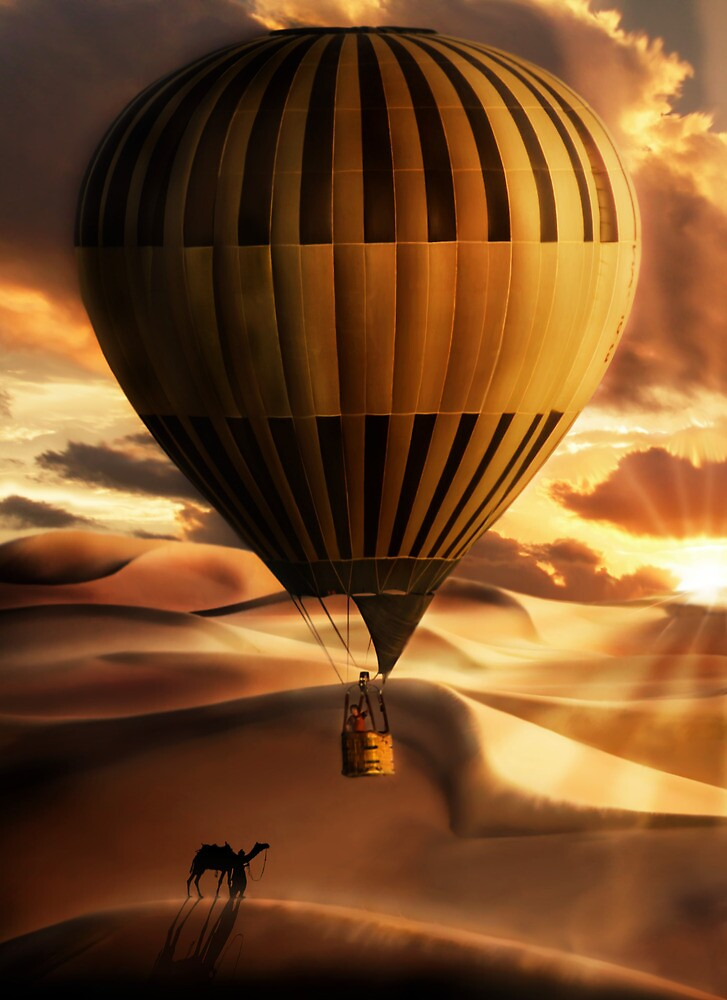 Sail Away by Cliff Vestergaard