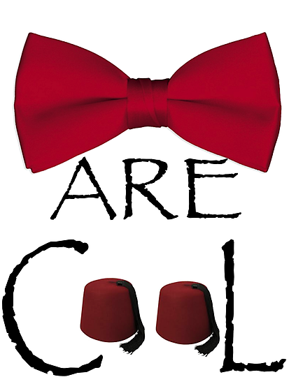 Bowties are cool – Doctor who by Sam Asselman
