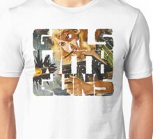 Girls With Guns Logo Unisex T-Shirt