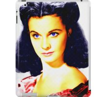 Vivien Leigh in Gone with the Wind iPad Case/Skin