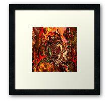 modern composition 19 by rafi talby Framed Print