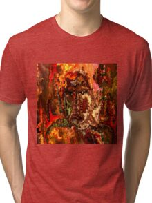 modern composition 19 by rafi talby Tri-blend T-Shirt