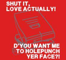Shut it, Love Actually! by selenna